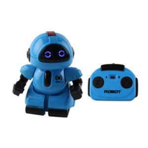 Robotel interactiv telecomanda