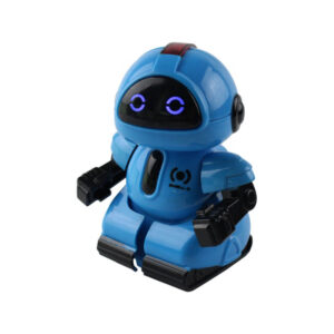 Robotel interactiv telecomanda fata
