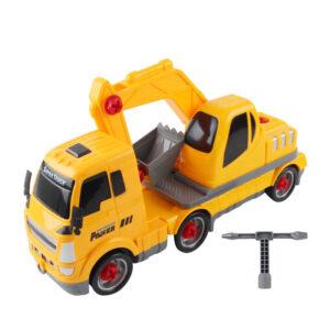 Set asamblare masina excavator