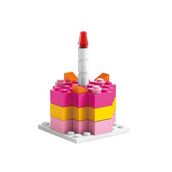 Set piese de constructie model