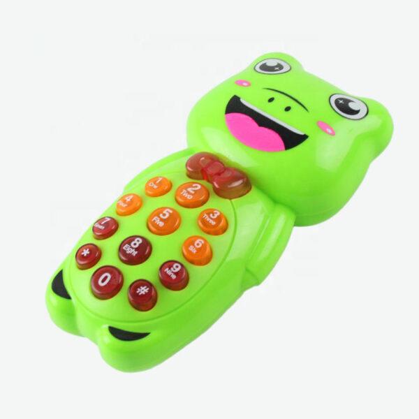 Telefon mobil broscuta fata
