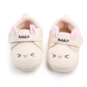 Papucei fetite Rabbit fata