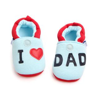 Papucei I love dad fata